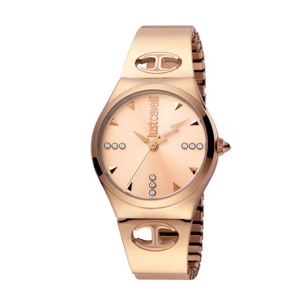 Relógio JUST CAVALLI Logo Bicolor JC1L027M0065