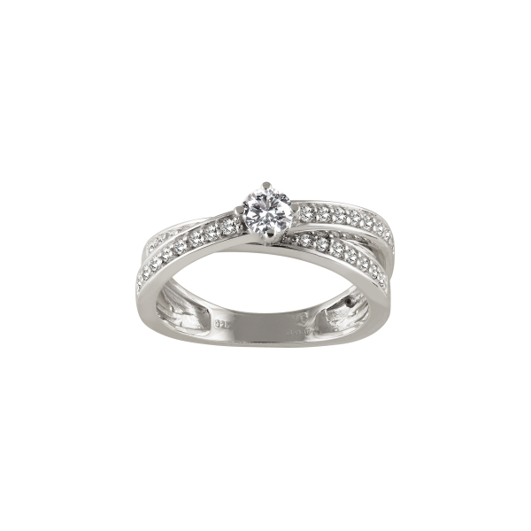 Anel BOW HAPPY Solitaire BH.AN.1203.0155