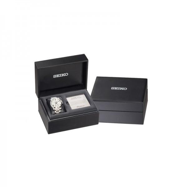 Gift Set Especial Relógio SEIKO Premier SNP139P1EST