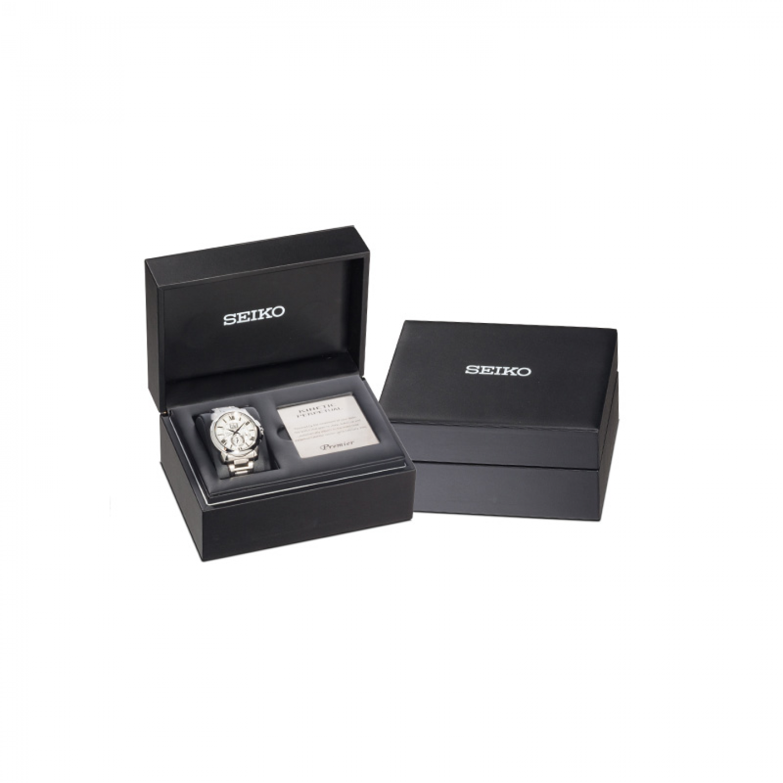 Gift Set Especial Relógio SEIKO Premier