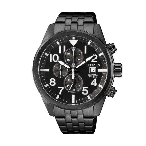 Relógio CITIZEN Sport Crono Preto AN3625-58E