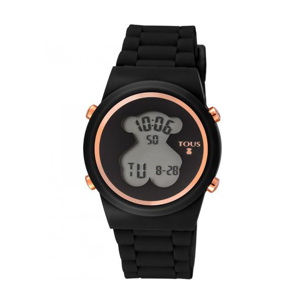 Relógio TOUS D-Bear Preto 700350320