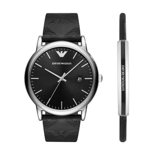 Gift Set Relógio EMPORIO ARMANI AR80012