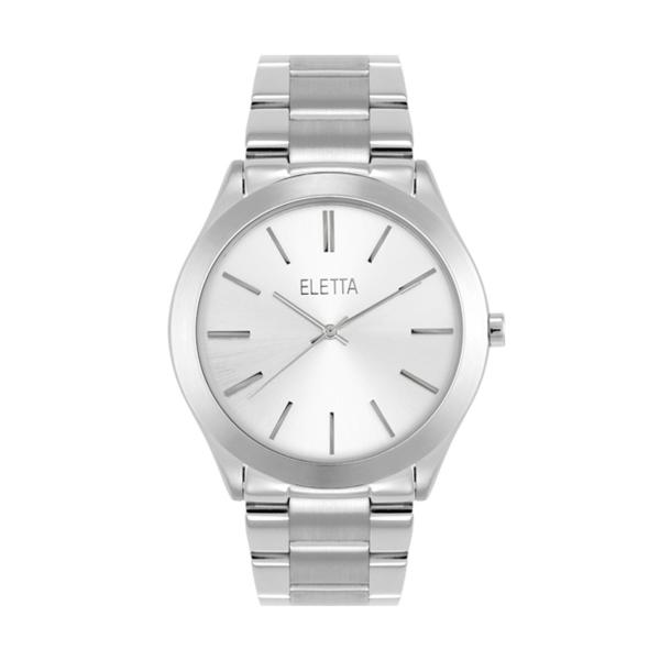 Relógio ELETTA Bright Prateado ELA640LBM