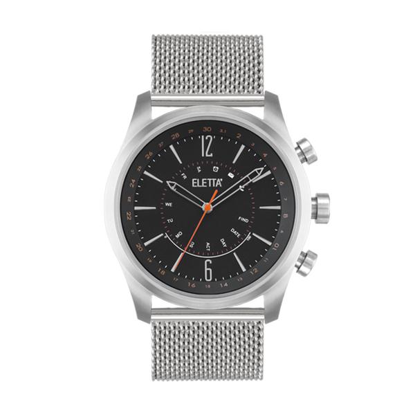 Relógio ELETTA Sync Prateado ELA700SPMS