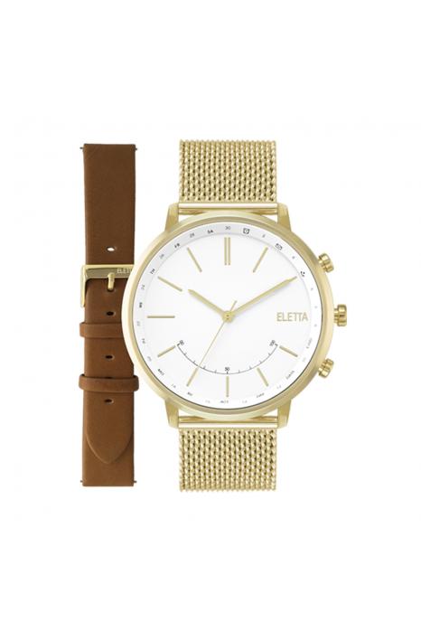Relógio ELETTA Sync Dourado