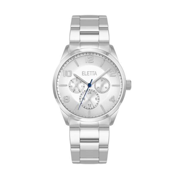Relógio ELETTA Westcoast Prateado ELA270MBMS