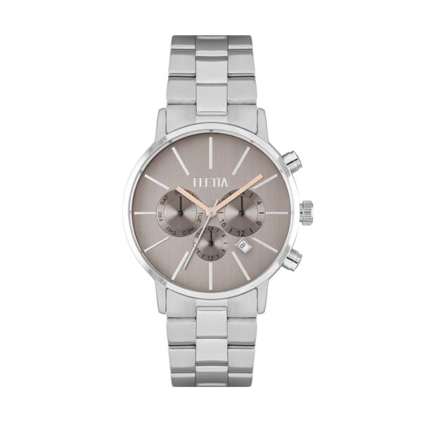 Relógio ELETTA Flow Prateado ELA580MPMS