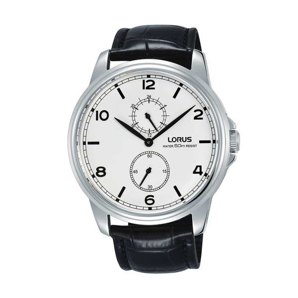 Relógio LORUS Classic Man Branco R3A27AX9