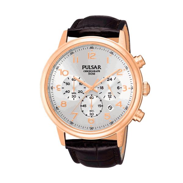 Relógio PULSAR Dress Branco PT3378X1