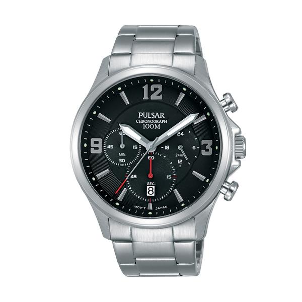 Relógio PULSAR Casual Preto PT3869X1