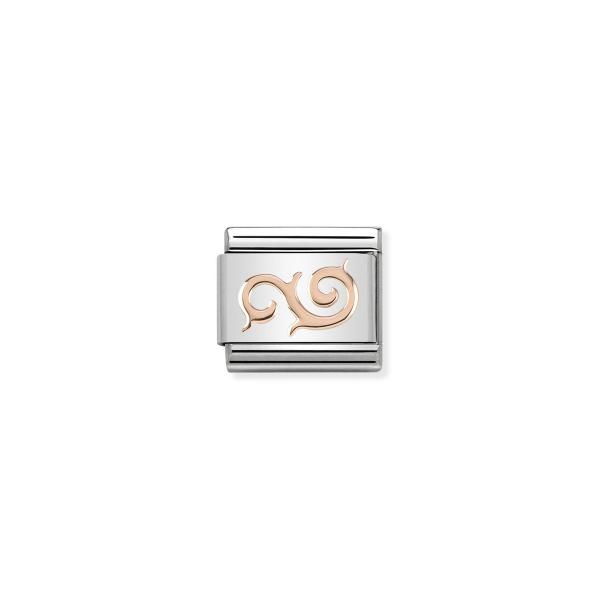 Charm Link NOMINATION Swirl 430104-21