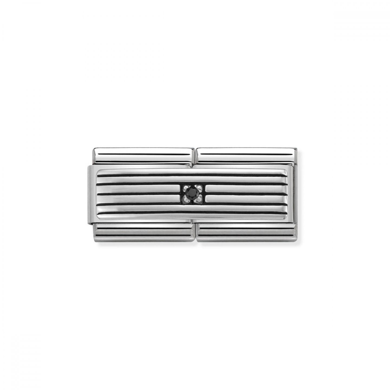 Charm Link NOMINATION Classic Linhas Silver