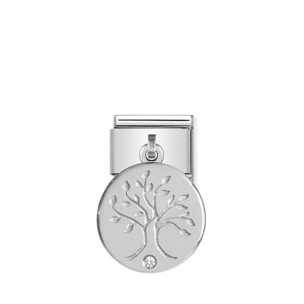 Charm Link NOMINATION Árvore da vida 031710-29