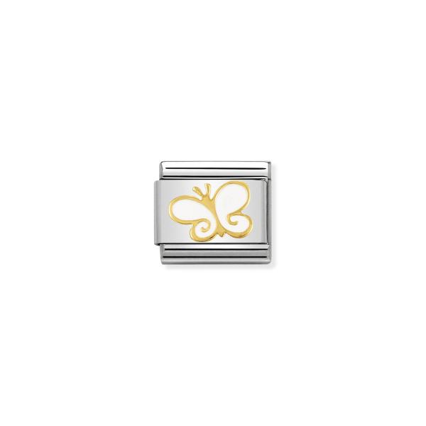 Charm Link NOMINATION Borboleta 030278-03