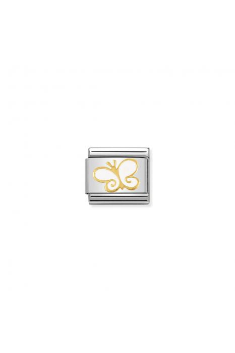 Charm Link NOMINATION Borboleta