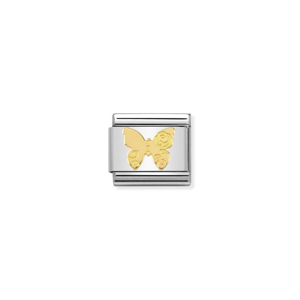 Charm Link NOMINATION Borboleta 030162-13
