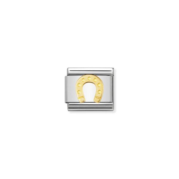 Charm Link NOMINATION Ferradura 030115-08
