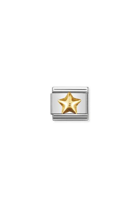 Charm Link NOMINATION Estrela (com relevo)
