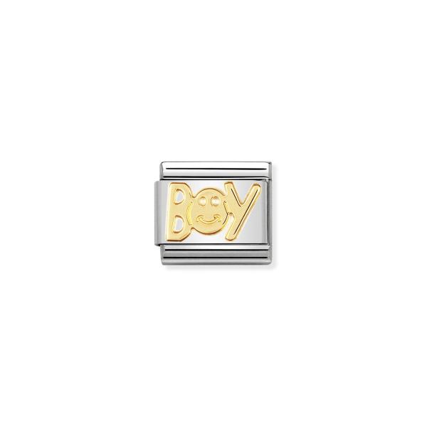Charm Link NOMINATION Boy 030107-02
