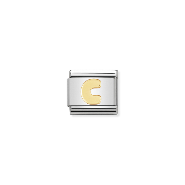 Charm Link NOMINATION Letra C 030101-03