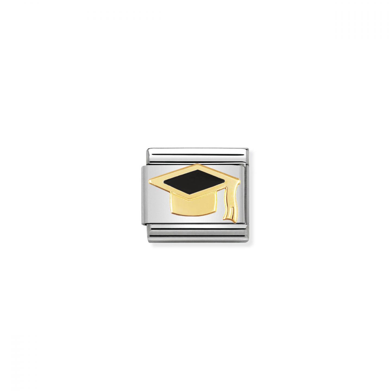 Charm Link NOMINATION Chapéu de Graduação