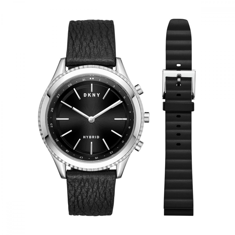 Relógio Inteligente DKNY Minute Preto (Smartwatch)