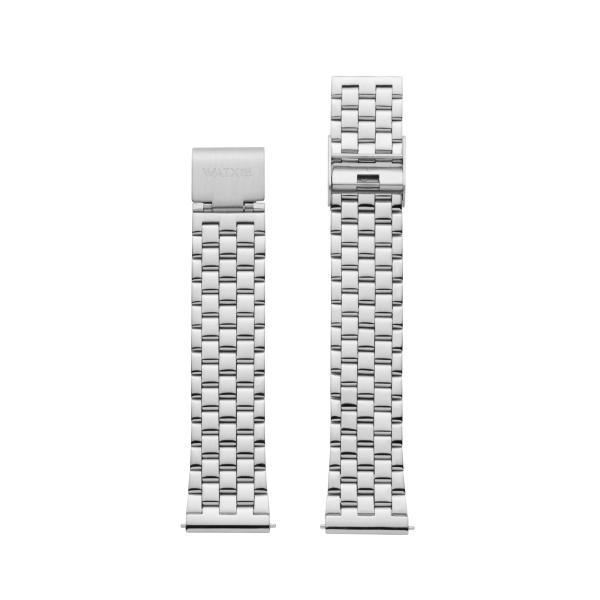 Bracelete WATX 38 Basic Prateada WXCO3000