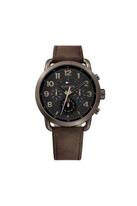 Relógio TOMMY HILFIGER Briggs Castanho
