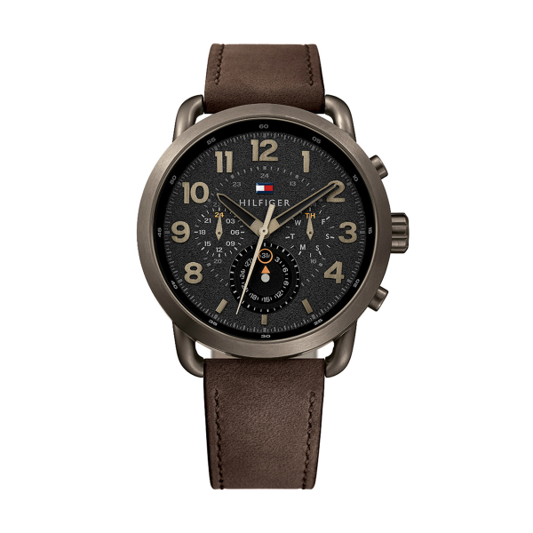 Relógio TOMMY HILFIGER Briggs Castanho 1791425