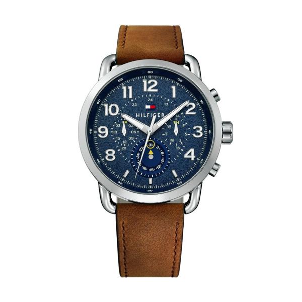 bb134d1d51a Relógio TOMMY HILFIGER Briggs Castanho 1791424 ...
