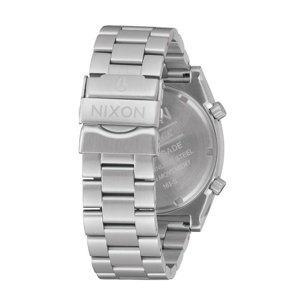Relógio NIXON Brigade Prateado A1176-2474