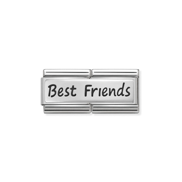 Charm Link NOMINATION Best Friends 330710-03