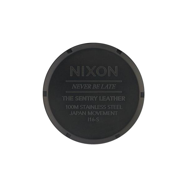Relógio NIXON Sentry Castanho A105-2786