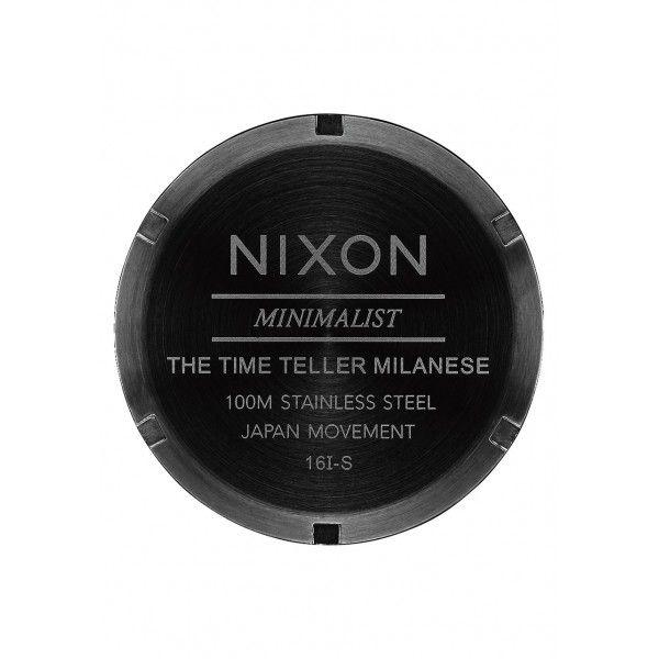Relógio NIXON Time Teller Preto A1187-001
