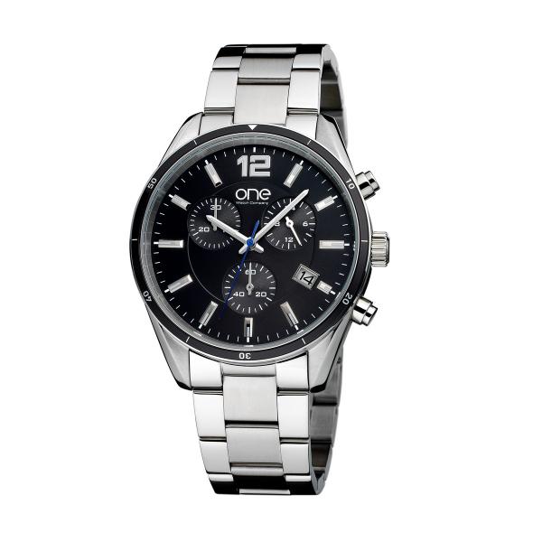 Relógio ONE Vital Prateado OG9960PS81B
