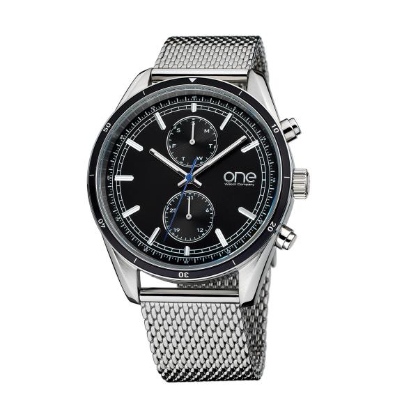 Relógio ONE Vital Prateado OG9969PM81B