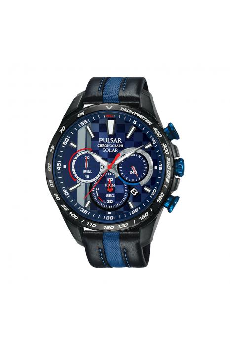 Relógio PULSAR Active Preto e Azul