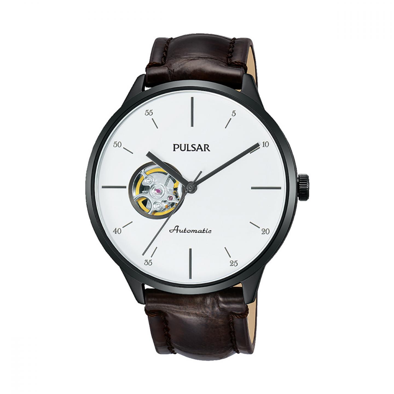 Relógio PULSAR Business Castanho