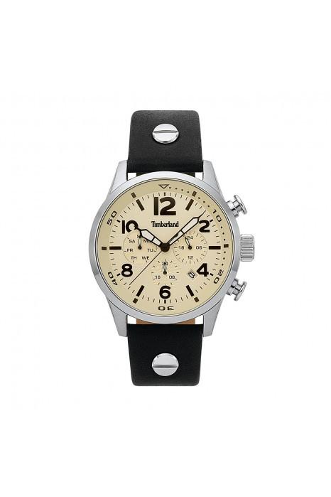 Relógio TIMBERLAND Jenness Bege e Preto