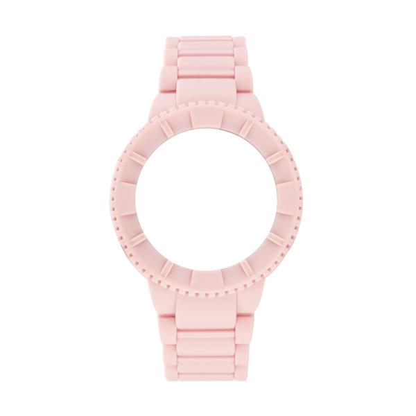 Bracelete WATX 43 Crush Rosa COWA1005