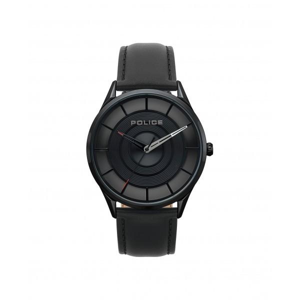 Relógio POLICE Burbank Preto P15399JSB02