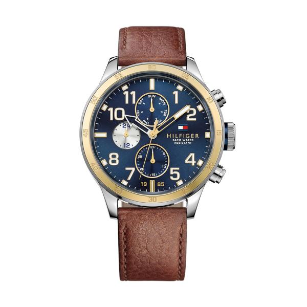 Relógio TOMMY HILFIGER Trent Castanho 1791137