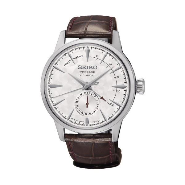 Relógio SEIKO Presage Castanho SSA363J1