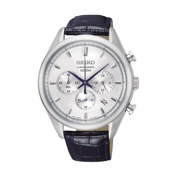 Relógio SEIKO Neo Sports Azul SSB291P1