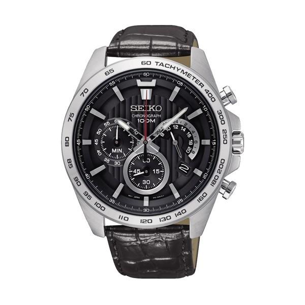 Relógio SEIKO Neo Sports Preto SSB305P1