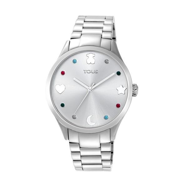 Relógio TOUS Super Power Prateado 800350710