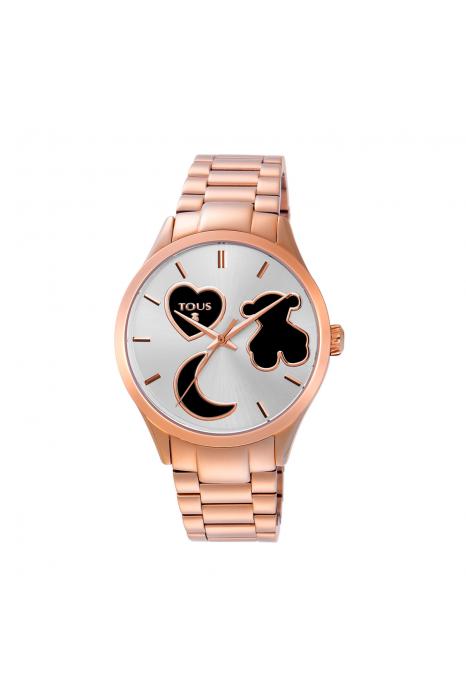 Relógio TOUS Super Sweet Power Ouro Rosa