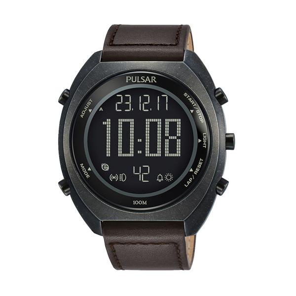 Relógio PULSAR X Castanho P5A029X1