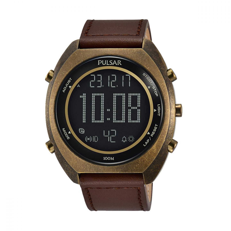 Relógio PULSAR X Castanho